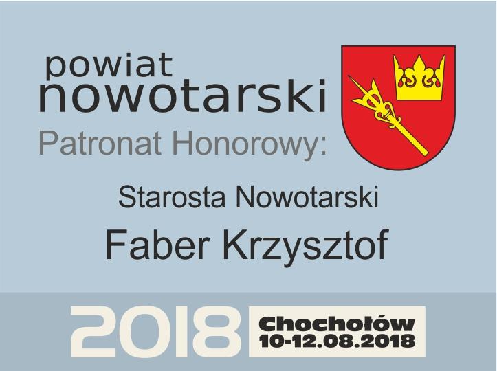Zdjęcie Krzysztof Faber Starosta Powiatu Nowotarskiego