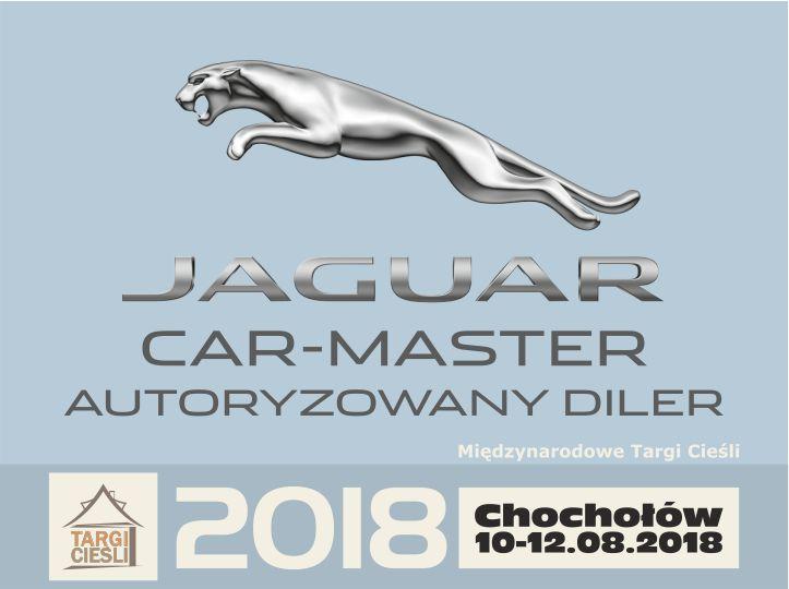 Zdjęcie Targi Cieśli - II Edycja z Jaguarem z salonu Car-master