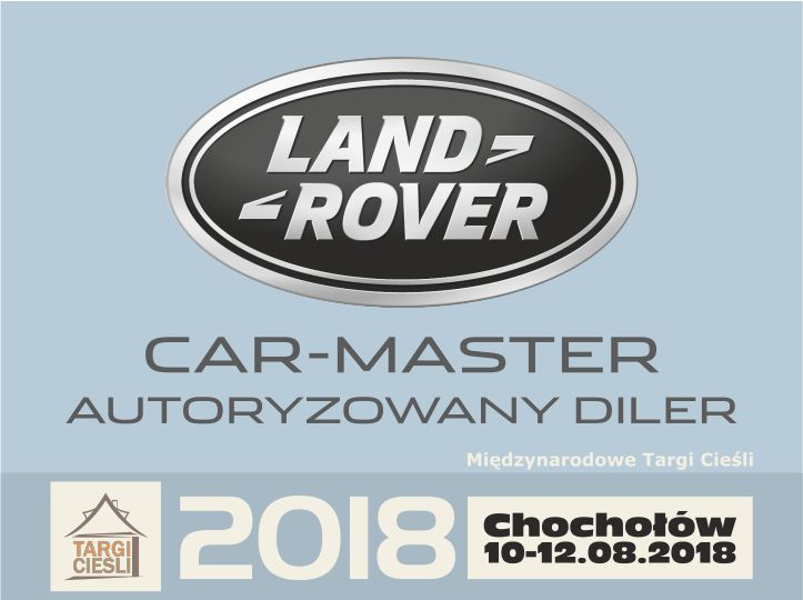 Land Rover - na specjalnej ekspozycji - Auto Cieśli  zdjęcie