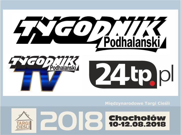 Zdjęcie Tygodnik Podhalański patronem medialnym II Edycji Międzynarodowych Targów Cieśli - Chochołów 2018.
