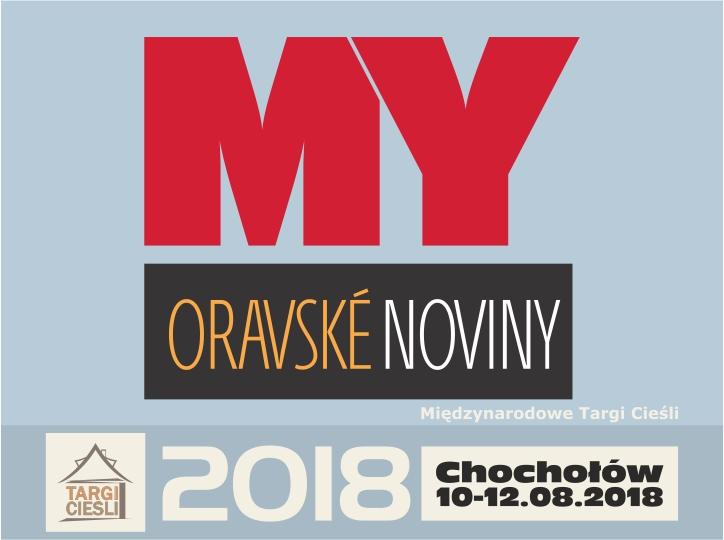 Zdjęcie MyOravske Noviny - patronem medialnym II Edycja Międzynarodowych Targów Cieśli - Chochołów 2018