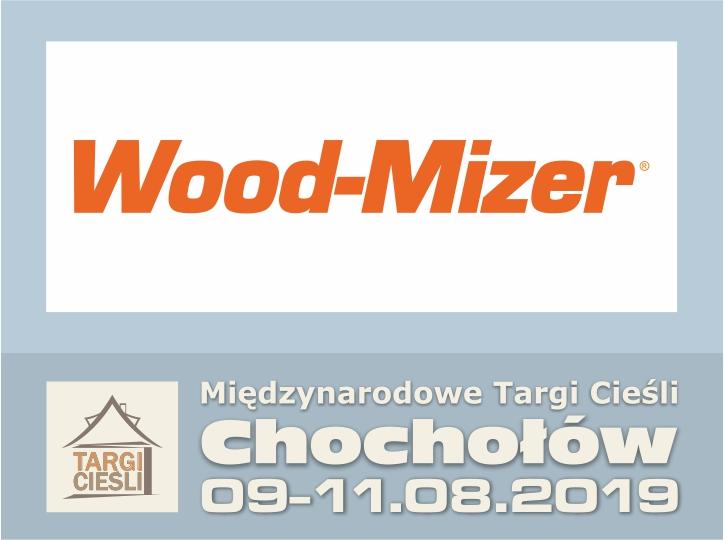 Zdjęcie Woodmizer ponownie na Targach Cieśli