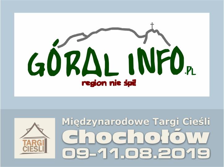 Zdjęcie Góral Info Patronem Medialnym III Edycji Międzynarodowych Targów Cieśli - Chochołów 2019