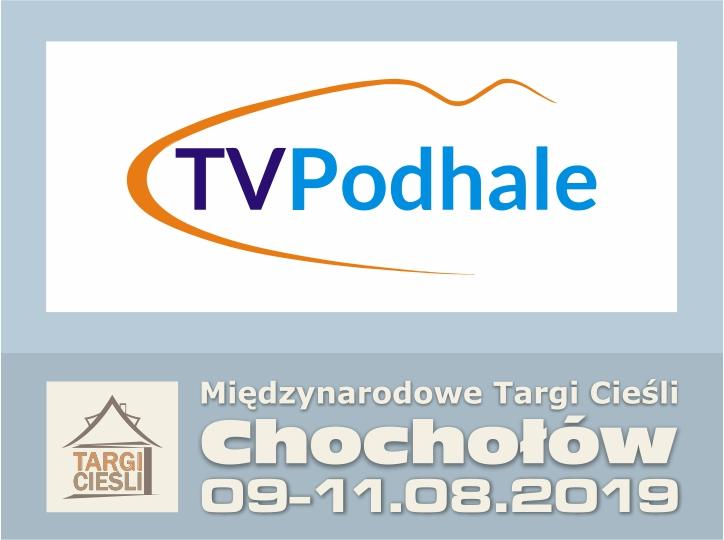 TV Podhale - Patronem Targów Cieśli. zdjęcie