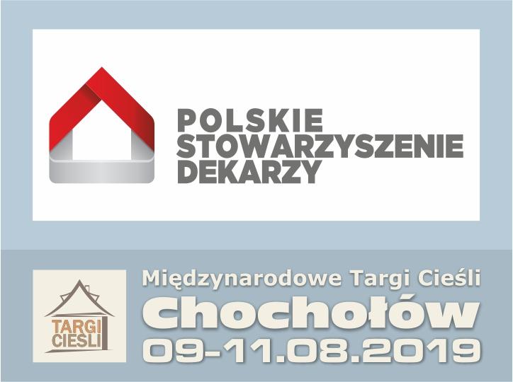 Zdjęcie Polskie Stowarzyszenie Dekarzy partnerem targów