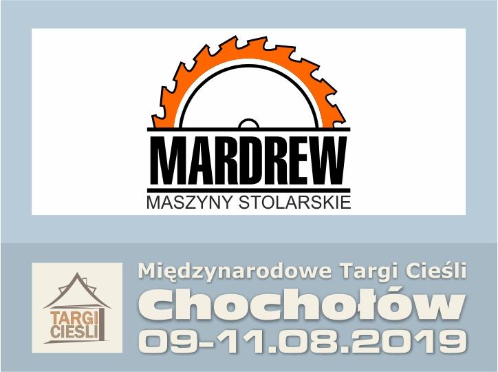 Zdjęcie Mardrew - profesjonalne maszyny do obróbki drewna w Chochołowie