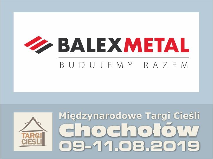 BALEXMETAL - Partner Polskiego Stowarzyszenia Dekarzy na Targach w Chochołowie zdjęcie
