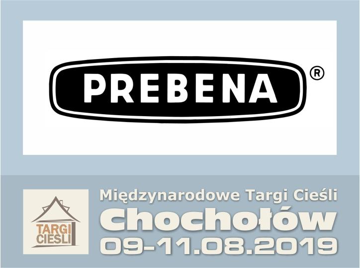 Renomowana firma Prebena wśród wystawców w Chochołowie zdjęcie