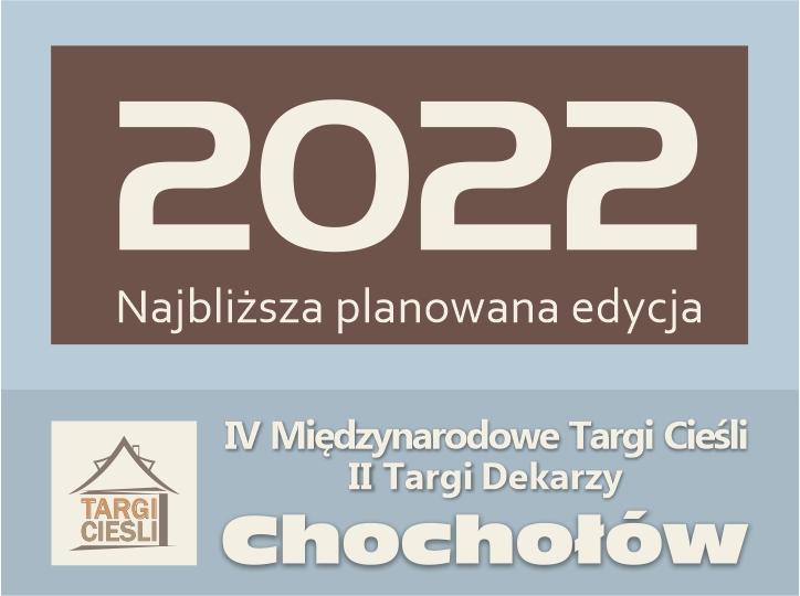 Zdjęcie Najbliższa edycja targów jest planowana na 2022 rok